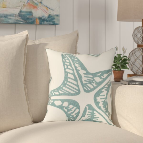 Ridgecrest 100% Cotton Throw Pillow (Set of 2) by Beachcrest Home